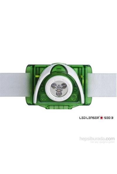 Led Lenser SEO3 6103 Kafa Feneri