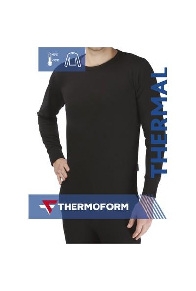 Thermoform Erkek Termal Uzun Kol Sweatshirt