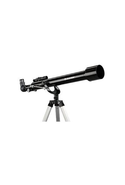 Celestron PowerSeeker 60 AZ Teleskop (60x700mm)