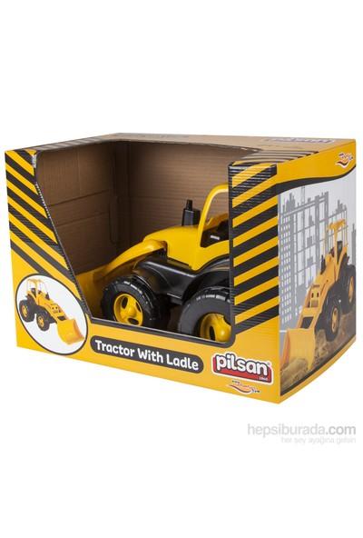 Pilsan Kepçeli Traktör