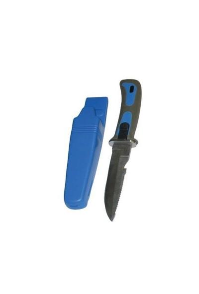 Andoutdoor Dalış Bıçağı Gri/Mavi Wl209a