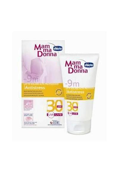 Chicco Mamma Donna Hamileler İçin Özel Spf 30 Yüksek Koruma Güneş Sütü 150 ML