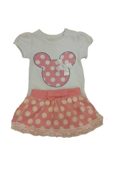 Çimpa Disney Bluz Etek