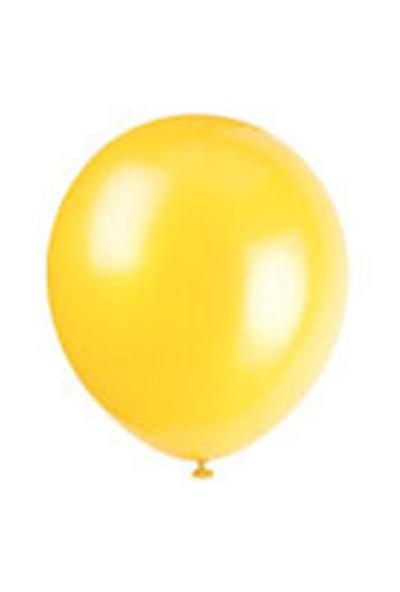 Parti Dünyası / Balon / 25 Adet / Sarı
