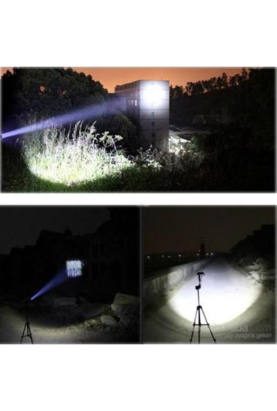 CSI - A34 Cree Led T6 1500 Lumens High Power Metal El Feneri