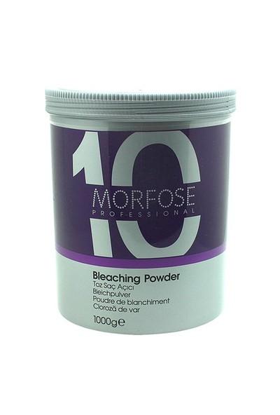 Morfose 10 Saç Açıcı Mavi Toz 1000Ml. Düşük Amonyak Formülü