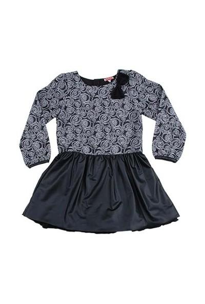Zeyland Kız Çocuk Siyah Elbise K-52Z4nhs34