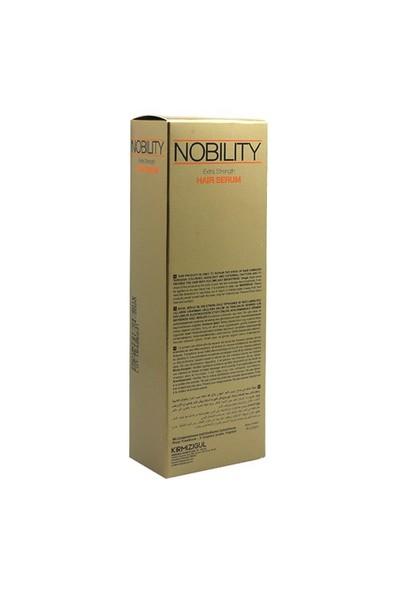 Nobility Argan Complex Saç Bakım Yağı 50Ml.