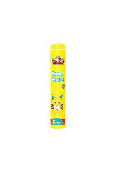 Play-Doh Kuruboya Tüp 12 Renk Play-Ku005