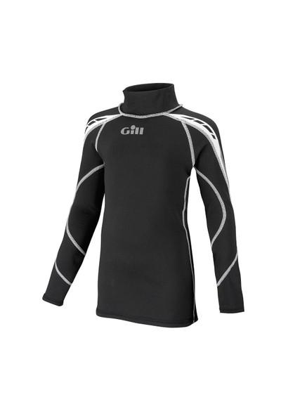 Gill Junior Hydrophobe L/S Top Çocuk Licra