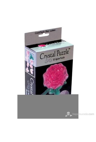 Pembe Gül Crystal Puzzle