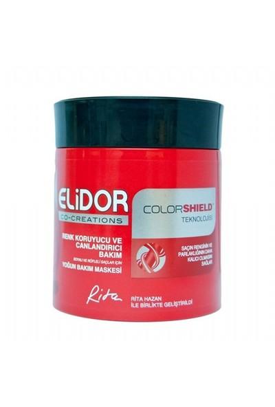 Elidor Saç Maskesi Renk Koruyucu Canlandırıcı 400 Ml