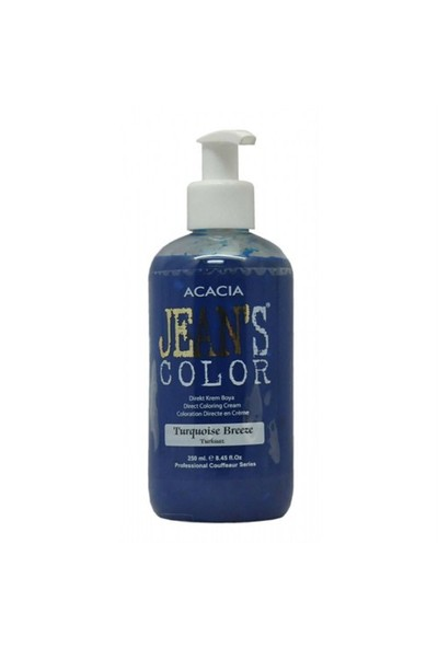 Acacia Jeans Color Saç Boyası Turkuaz 250 Ml