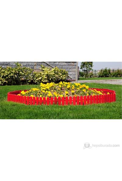 Garden Rose Bahçe Çiti - Kırmızı
