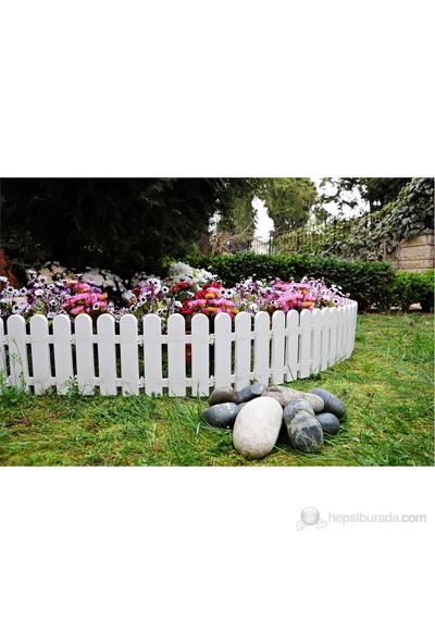 Garden Rose Bahçe Çiti - Beyaz