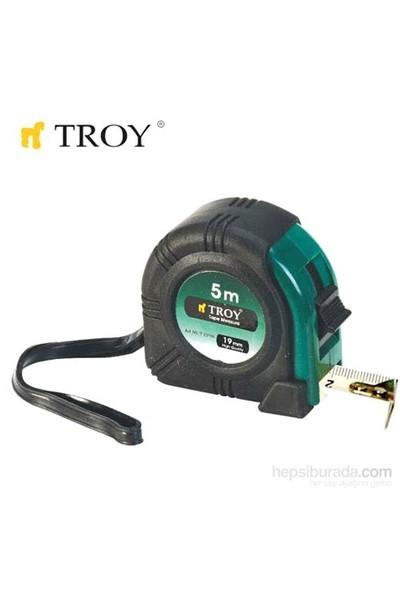 Troy 23105 Stoperli Şerit Metre (5Mx19mm)