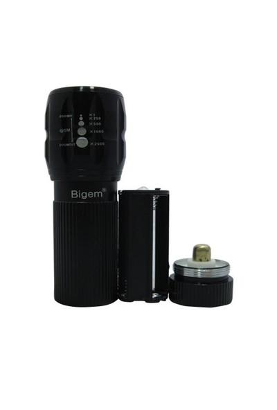 Bigem Bm-309 Zoomlu Fener