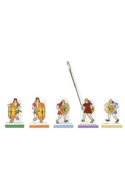 Scholas Puzzle Trojan Horse (3 Boyutlu)