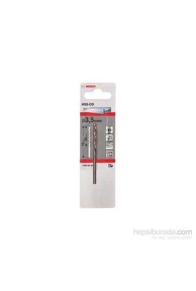 Bosch - Metal Matkap Ucu Hss-Co, Dın 338 - 3,5 X 39 X 70 Mm