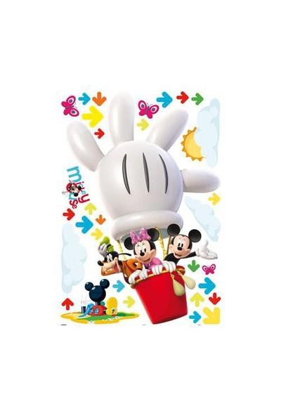 Decofun Mickey Mouse Duvar Çıkartması(Maxı)