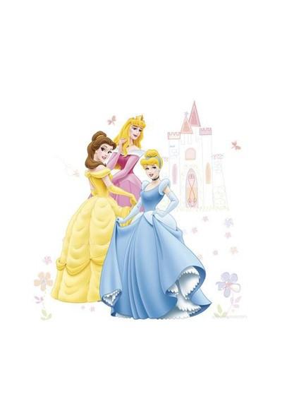 Decofun Princess Duvar Çıkartması(Maxı)