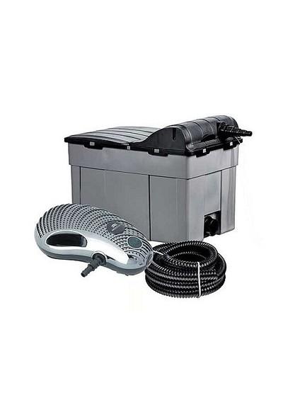 Heıssner Fpu 16 Gölet Filtre Seti (Pompa+Filtre+Uv Cihazı+Hortum)