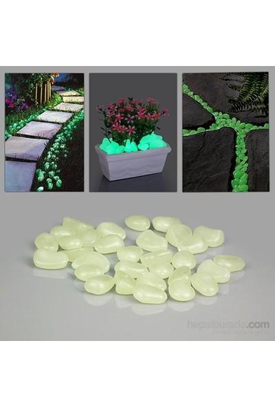 HomeCare Bahçe Fosforlu Çakıl Taşları 50 li 422552