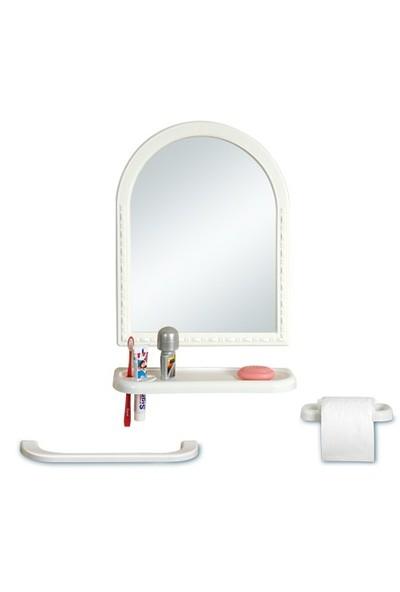 Çelik Ayna CLK169 Mini Kubbeli Ayna Seti