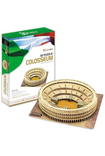 Cubic Fun Puzzle Colosseum (3 Boyutlu)