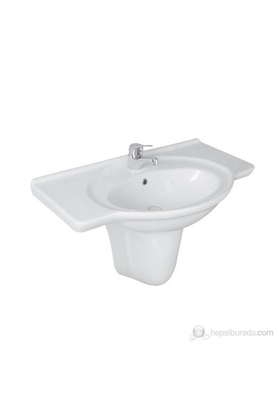 Ece Banyo Aruva Lavabo 87 cm