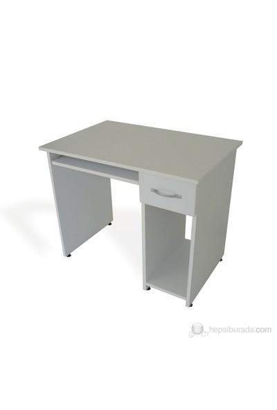 Vena Bilgisayar Masası-Beyaz