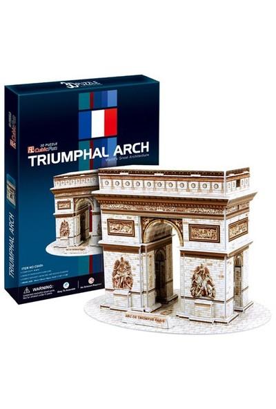 Cubic Fun Puzzle Triumphal Arch (3 Boyutlu)