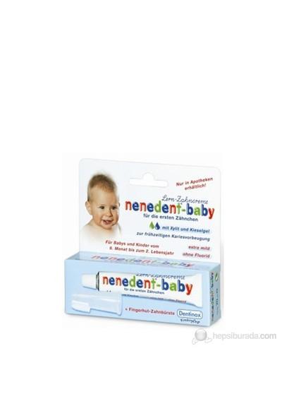 Nenedent Baby Bebek Diş Macunu & Fırçası 6 Ay - 2 Yaş