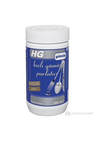 Hg Hızlı Gümüş Parlatıcı 650 Ml