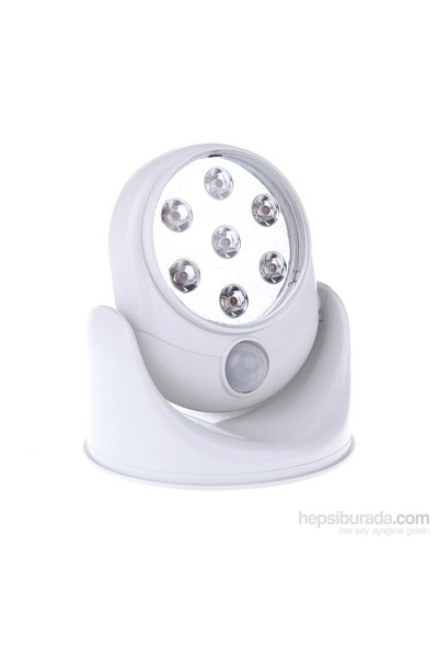 Panther Light Angel 360° Hareket Sensörlü Led Lamba