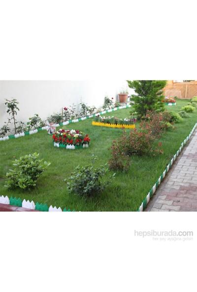 Hobby Life Dekoratif Bahçe Çiti Krem