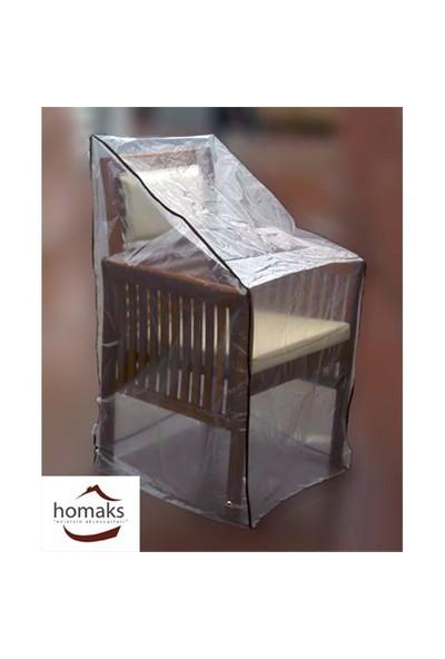 Homaks Sandalye Koruma Örtüsü Büyük