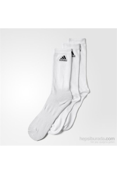 Adidas Aa2329 Per Crew T 3Pp 3Lü Spor Çorap