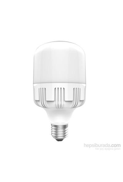 Ampul Led Lamptıme Normal Ampul Tipi Silindir E27 50W 3000K Sarı Işık 301324