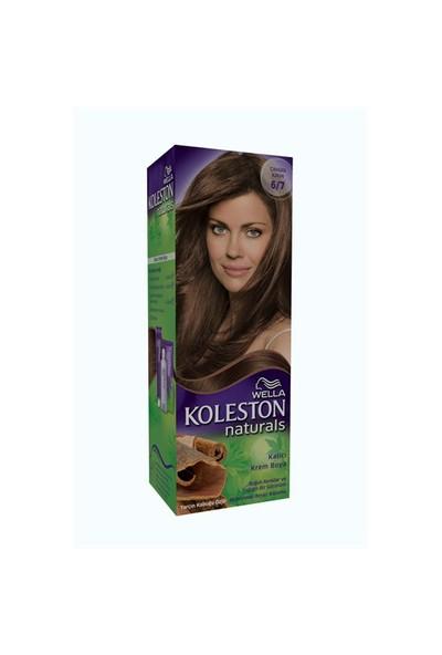 Koleston Naturals Saç Boyası 6/7 Çikolata Kahve