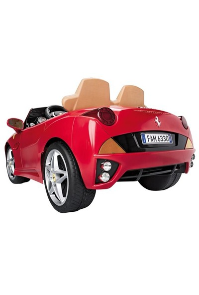 Feber Ferrari California Akülü Araba (12V)