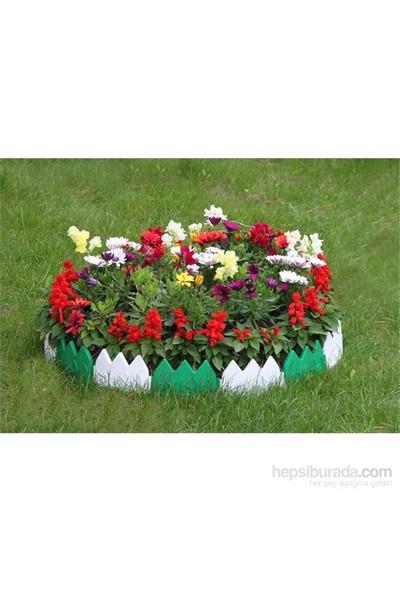 Gerok Dekoratif Bahçe Çiti Yeşil