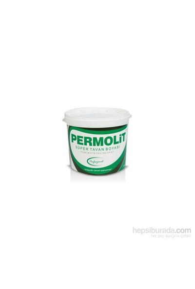 Permolit Tavan Boyası Beyaz 10 Kg