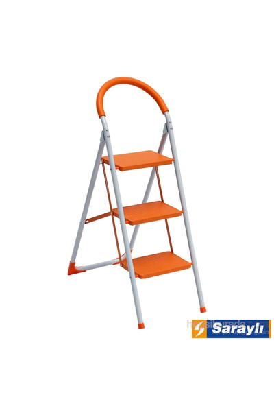 Saraylı Pratik Mega Merdiven 3 Basamak