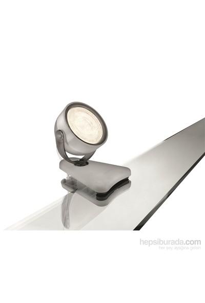 Philips Dyna Mandallı Spot Led Gri 1X4w