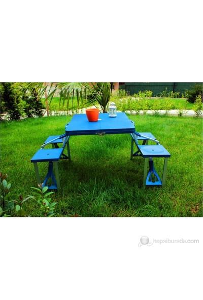 Piknik Seti Mavi 84*63.5*66 cm