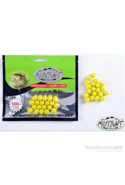 Prusa Fishing Mutant 3550 - Sarı Walker Boili Suni Yem 1 Cm 20 Li Paket