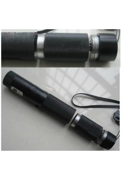 CSI 300Mw Nokta Ve Tek Başıklı Yeşil Lazer Pointer 70121