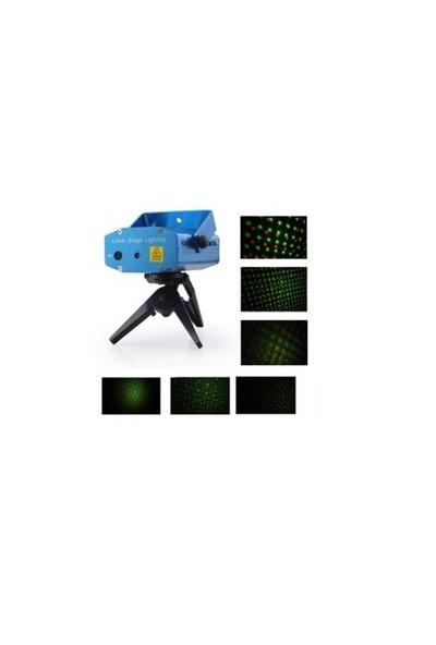 Cfl Mini Disko Lazeri 70124