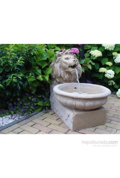 Poolline King Lion Aslan Başlı Süs Havuzu Seti
